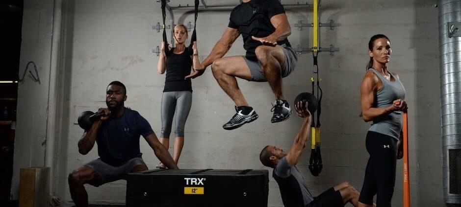 آموزش کاربردی TRX پیشرفته